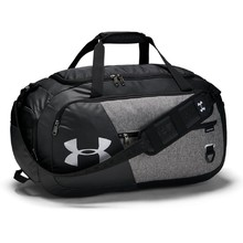 Športová taška Under Armour Undeniable Duffel 4.0 MD - Graphite Medium Heather
