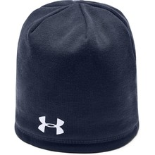 Pánska čiapka Under Armour Men's Blank Storm Beanie - Midnight Navy