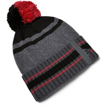Pánska čiapka Under Armour Men's Pom Beanie - Pitch Gray