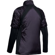 Dámska prešívaná bunda Under Armour CG Reactor Golf Hybrid Jacket - Nocturne Purple