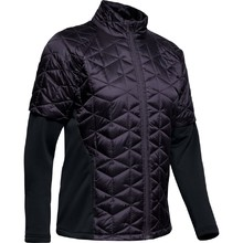 Dámska prešívaná bunda Under Armour CG Reactor Golf Hybrid Jacket