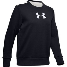Dámska mikina Under Armour Originators Fleece Crew Logo - Black