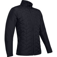 Pánska prešívaná bunda Under Armour CG Reactor Golf Hybrid Jacket