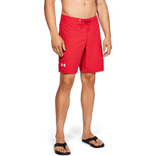 Pánske plavky Under Armour Shore Break Boardshorts - Red
