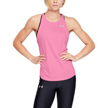 Dámske tielko Under Armour Speed Stride Tank - Lipstick