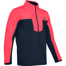 Pánska golfová bunda Under Armour Storm Windstrike Full Zip - Beta