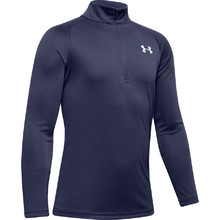 Chlapčenská mikina Under Armour Tech 2.0 1/2 Zip - Blue Ink