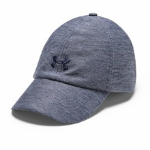 Dámska šiltovka Under Armour Heathered Play Up Cap - Blue Ink