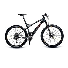 Horský bicykel 4EVER Virus XC XTR Di2 27,5'' - model 2017