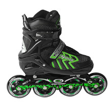 Kolieskové korčule Laubr Street Runner 6005 - zelená b9b0f95abe7
