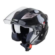 c60800d634ddd Moto prilba W-TEC YM-627 - Black-Bronze