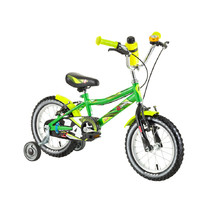 "Detský bicykel DHS Speed 1403 14"" - model 2017 - Green"