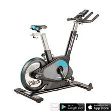 Indoor cycling inSPORTline inCondi S800i