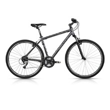 "Pánsky crossový bicykel KELLYS CLIFF 70 28"" - model 2017 - Night"