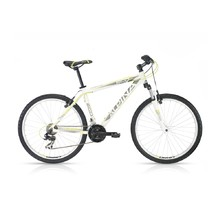 "Horský bicykel ALPINA ECO M10 white-lime 26"" - model 2016"