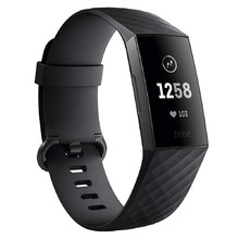 Fitness náramok Fitbit Charge 3 Graphite/Black