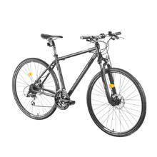 "Crossový bicykel DHS Contura 2867 28"" - model 2015 - Black"