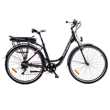 Bicykel s motorom Crussis e-Country 1.7-S - model 2018