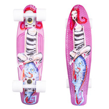 Pennyboard ArtFish Girl 22""