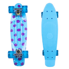 Pennyboard Fish Print DOTS 22""