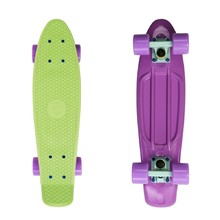"Pennyboard Fish Classic 2Colors 22"" - Blue Pink-Summer Green-Summer Purple"