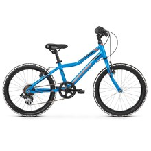 "Detský bicykel Kross Hexagon Mini 1.0 20"" - model 2020 - Blue / Orange Glossy"