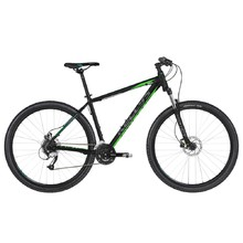 "Horský bicykel KELLYS MADMAN 50 29"" - model 2019 - Black Green"