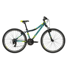"Juniorský bicykel KELLYS NAGA 70 26"" - model 2019 - blue"
