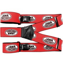 Traky MTHDR Suspenders JAWA - Soft Red