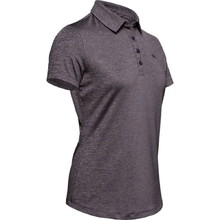 Dámske tričko s golierikom Under Armour Zinger Short Sleeve Polo - Nocturne Purple
