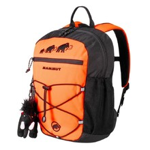Detský batoh MAMMUT First Zip 16 - Safety Orange-Black