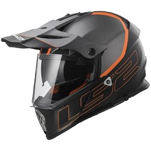 Moto prilba LS2 MX436 Pioneer Grafika - Element