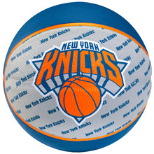 Basketbalová lopta Spalding New York Knicks