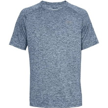 Pánske tričko Under Armour Tech SS Tee 2.0 - Academy