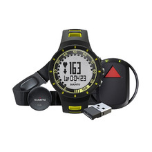 Športtester Suunto Quest Yellow GPS Pack - 2.akosť