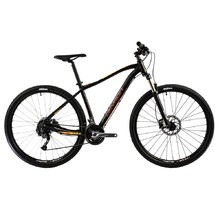"Horský bicykel Devron Riddle H2.9 29"" - model 2018 - Black"