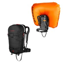 Lavínový batoh Mammut Ride Removable Airbag 3.0 30l - Black