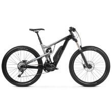 "Celoodpružený elektrobicykel Kross Soil Boost 1.0 SE 27,5"" - model 2019 - Black / Graphite"