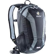 Horolezecký batoh DEUTER Speed Lite 10 - čierno-šedá b993bdf8a73