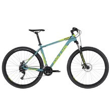 "Horský bicykel KELLYS SPIDER 10 27,5"" - model 2020 - Turquoise"