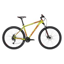 "Horský bicykel KELLYS SPIDER 30 27,5"" - model 2020 - Neon Lime"