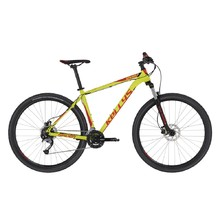 "Horský bicykel KELLYS SPIDER 30 29"" - model 2020 - Neon Lime"