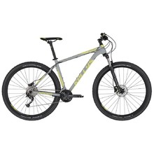 "Horský bicykel KELLYS SPIDER 70 27,5"" - model 2020 - Grey Lime"