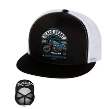 Šiltovka BLACK HEART Style and Power Trucker - biela