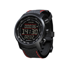 Outdoorový computer Suunto Elementum Terra N / Black / Red leather