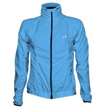 Dámska módna bunda Newline Imotion Ruffle Jacket - svetlo modrá 678450c6252