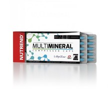 Multimineral Nutrend Compressed Caps 60 kapsulí
