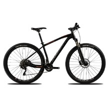 "Horský bicykel Devron Vulcan 1.9 29"" - model 2018 - Black"