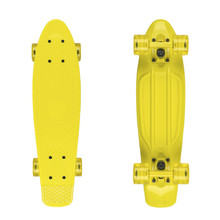 "Pennyboard Fish Classic 22"" - Yellow-Yellow-Transparent Yellow"