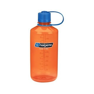 Outdoorová fľaša NALGENE Narrow Mouth 1l - Orange 32 NM